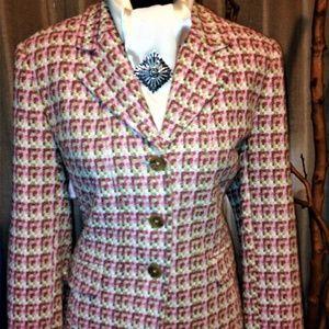 Talbots Wool Blend Blazer